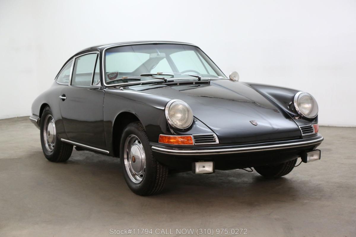 1966 Porsche 911 Short Wheel Base Coupe
