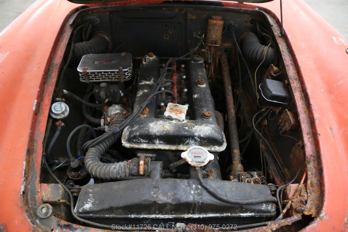 Used 1959 Alfa Romeo Giulietta Normale Spider  | Los Angeles, CA
