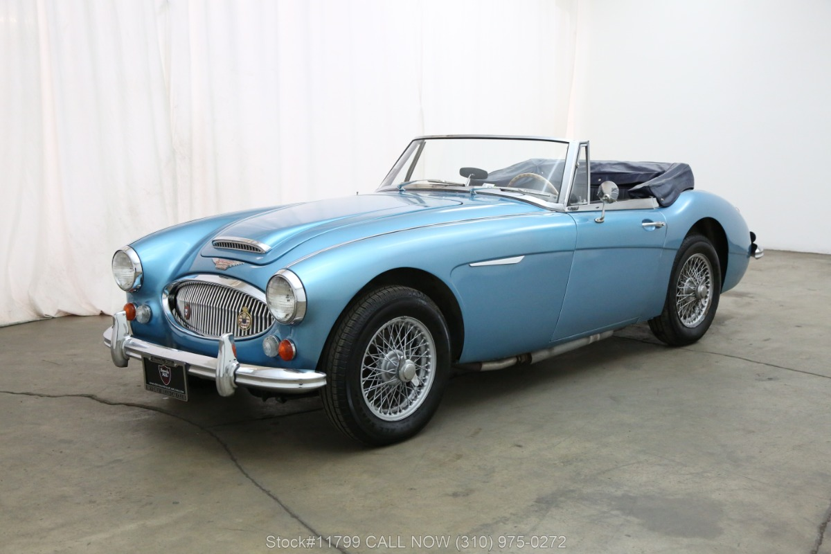Used 1967 Austin-Healey 3000 BJ8 Convertible Sports Car | Los Angeles, CA