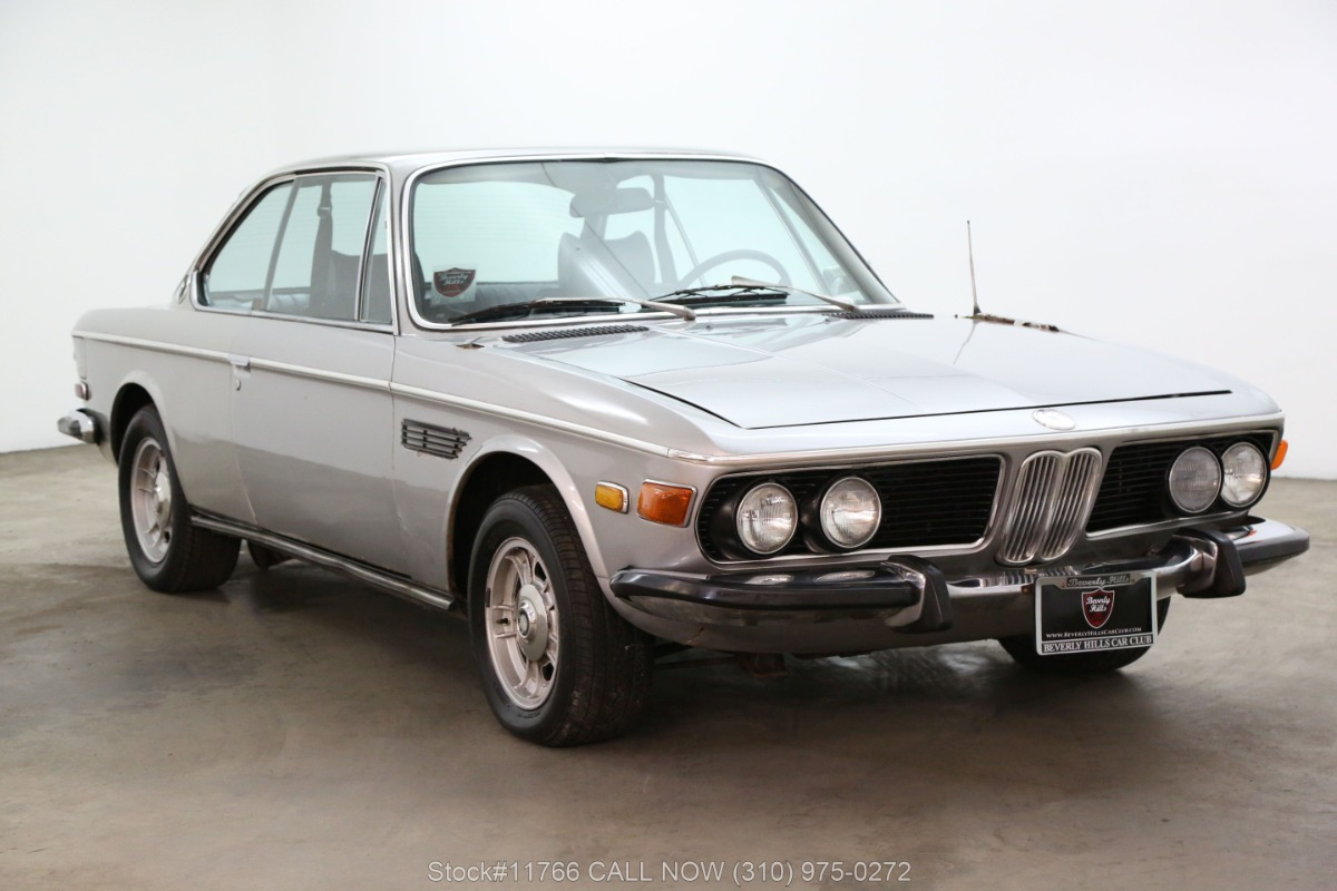 1973 BMW 3.0CS Coupe