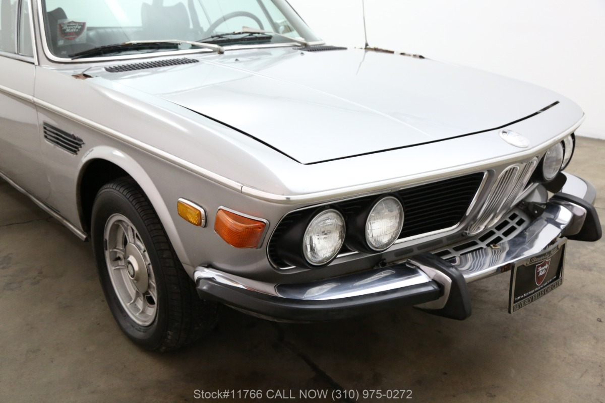 Used 1973 BMW 3.0CS Coupe | Los Angeles, CA