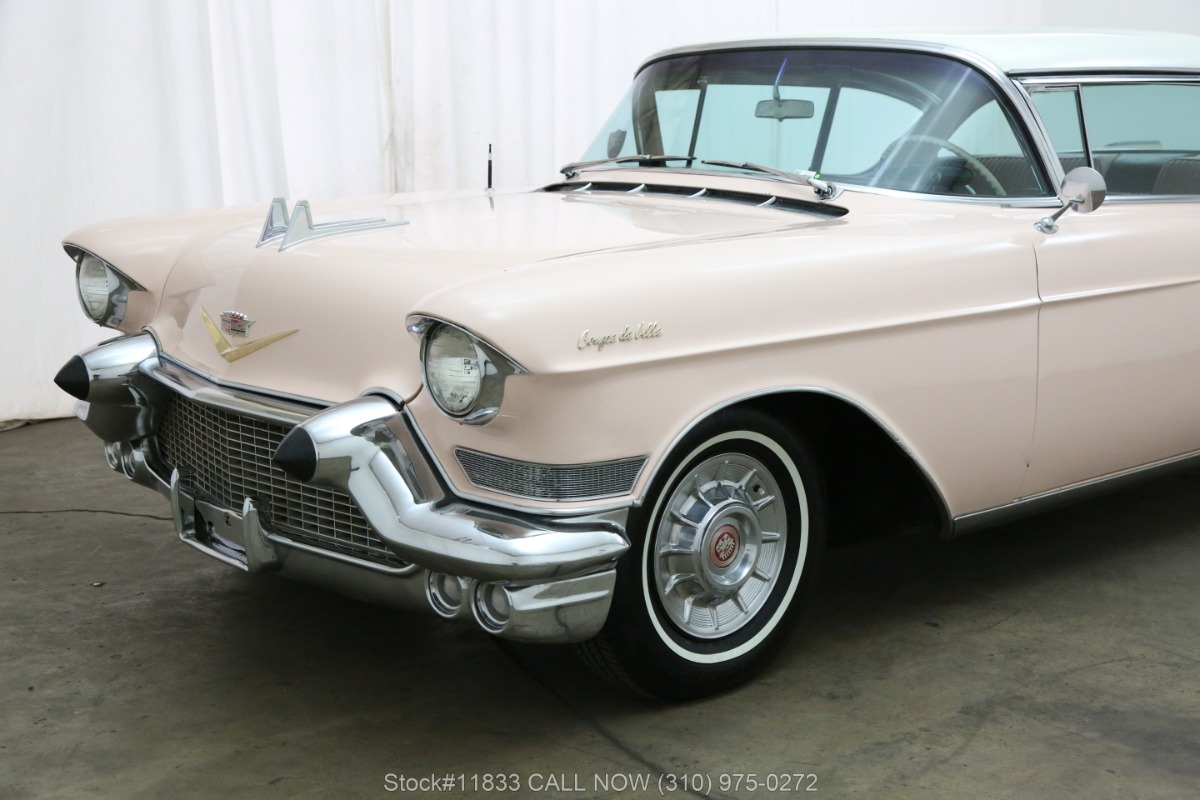 Used 1957 Cadillac Coupe DeVille  | Los Angeles, CA