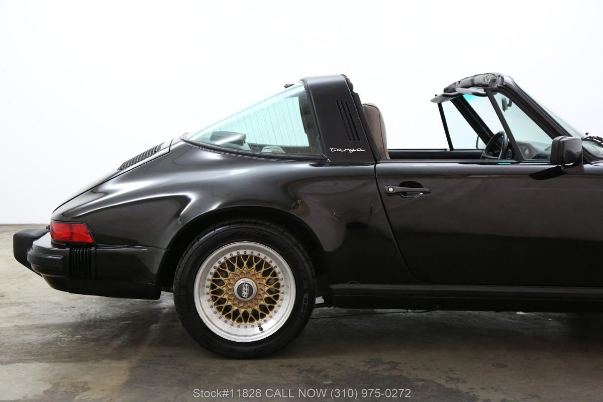 Used 1986 Porsche Carrera Targa   Los Angeles, CA