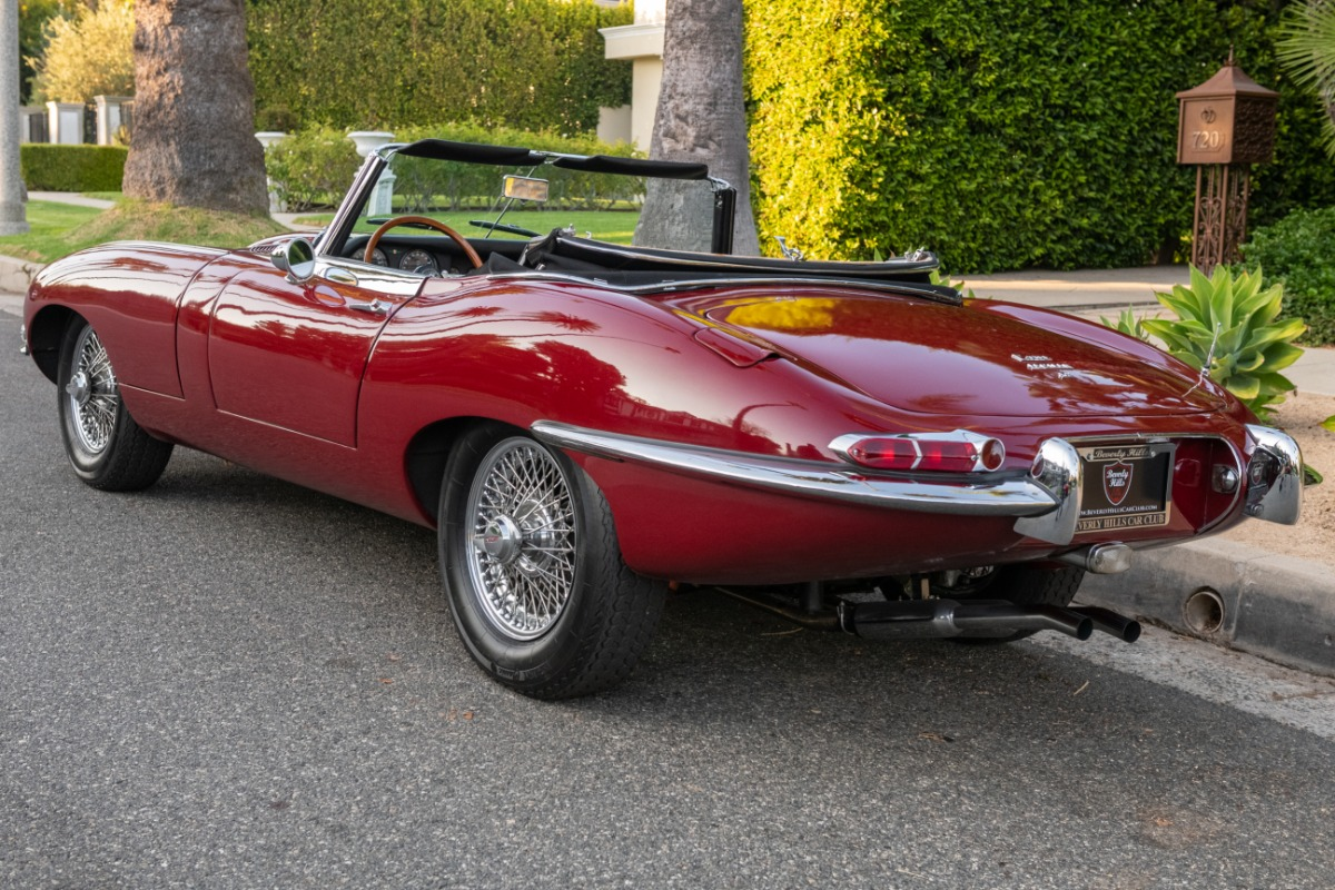 Used 1966 Jaguar XKE Roadster | Los Angeles, CA