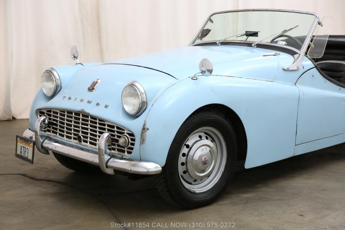 Used 1959 Triumph TR3    Los Angeles, CA