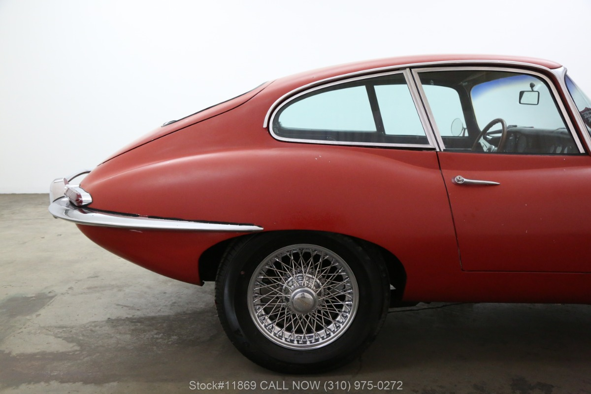 Used 1968 Jaguar XKE 1.5 Fixed Head Coupe | Los Angeles, CA