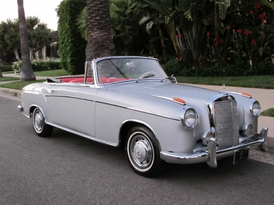 1958 mercedes benz 220s cabriolet for 1958 mercedes benz 220s for sale