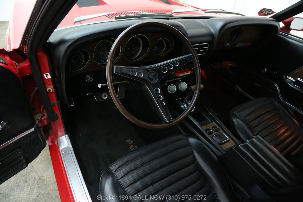 Used 1969 Shelby GT500 Fastback | Los Angeles, CA