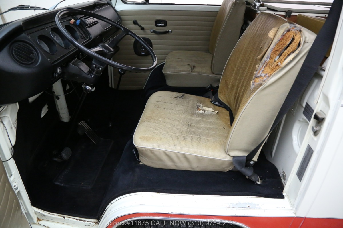 Used 1971 Volkswagen Westfalia Camper Bus  | Los Angeles, CA