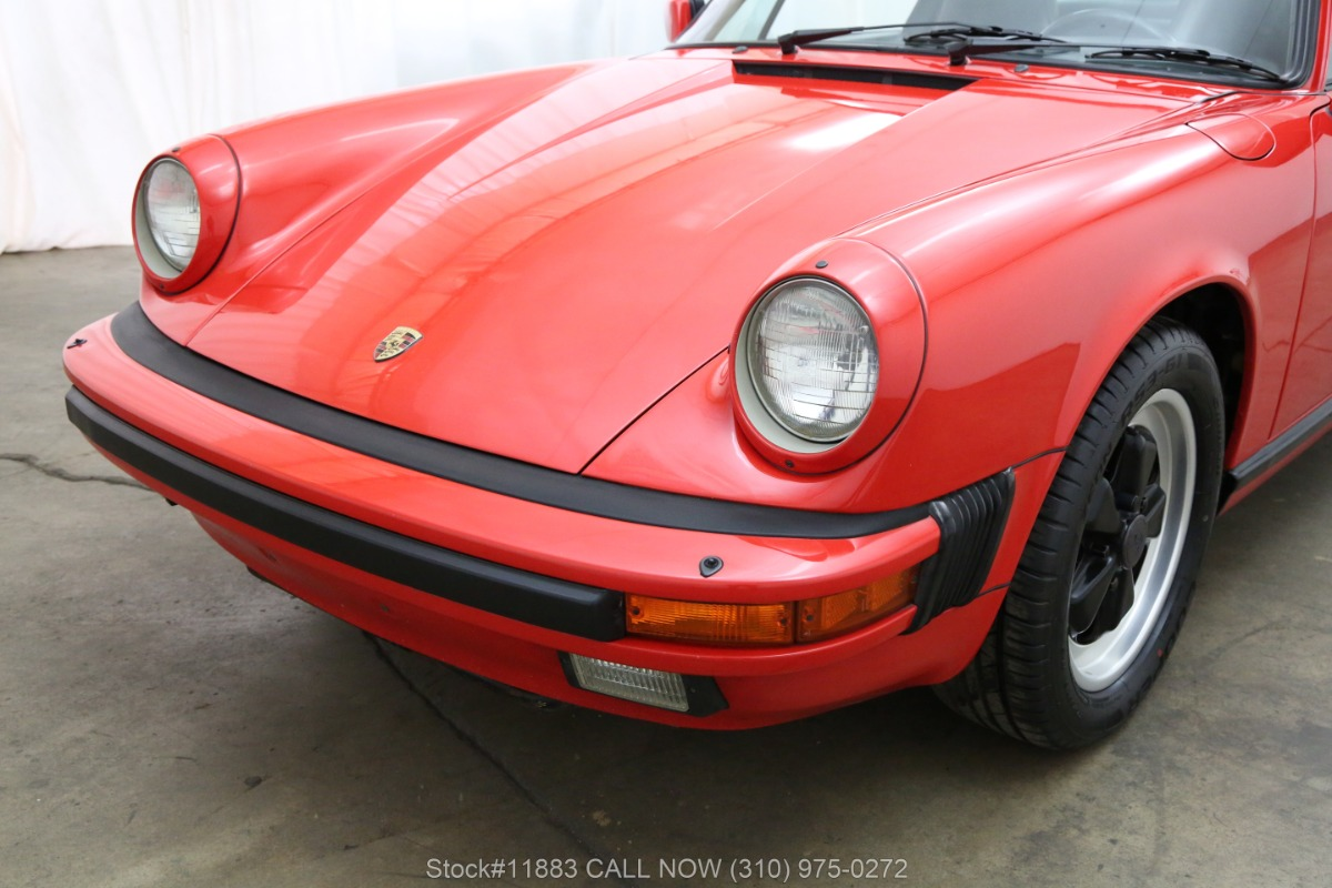 Used 1986 Porsche 911 Carrera Targa | Los Angeles, CA