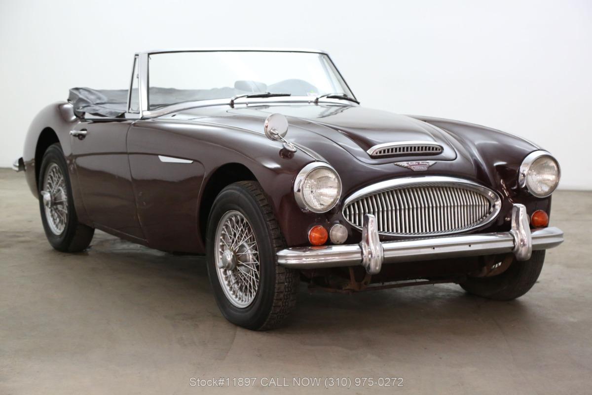 1965 Austin-Healey 3000 Convertible Sports Car