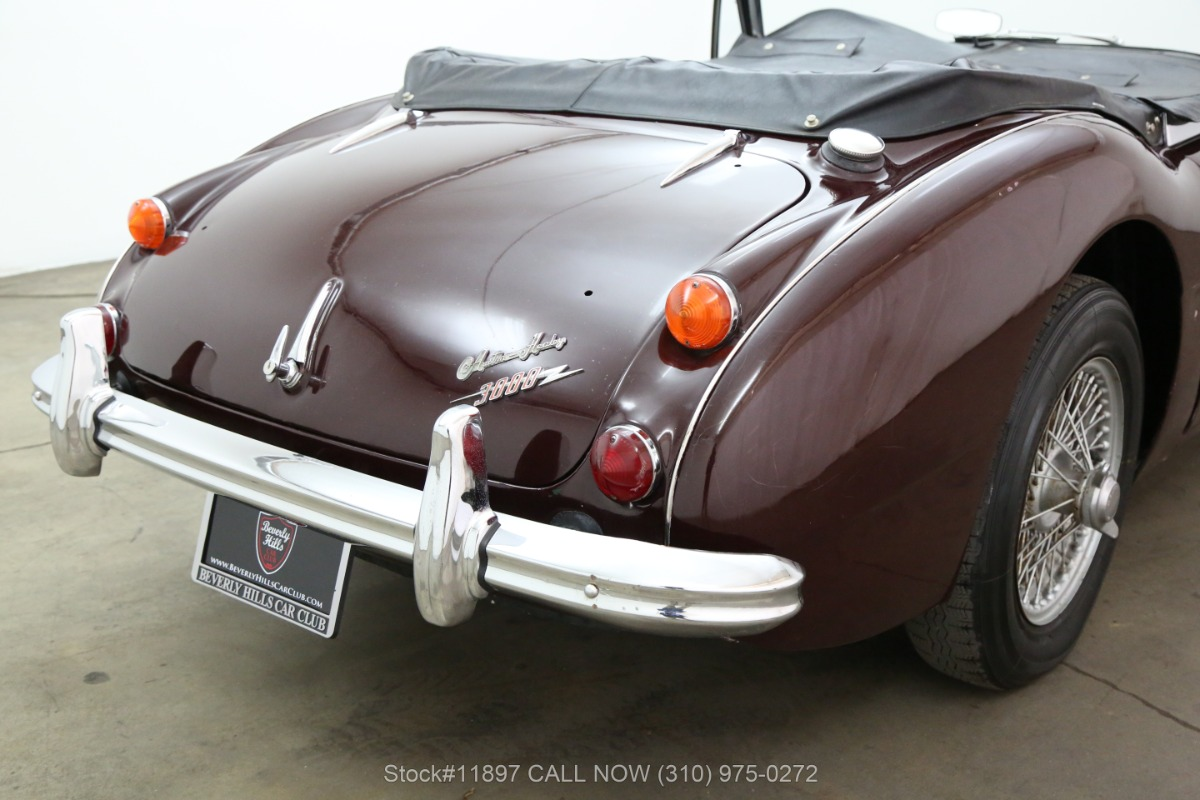 Used 1965 Austin-Healey 3000 Convertible Sports Car | Los Angeles, CA