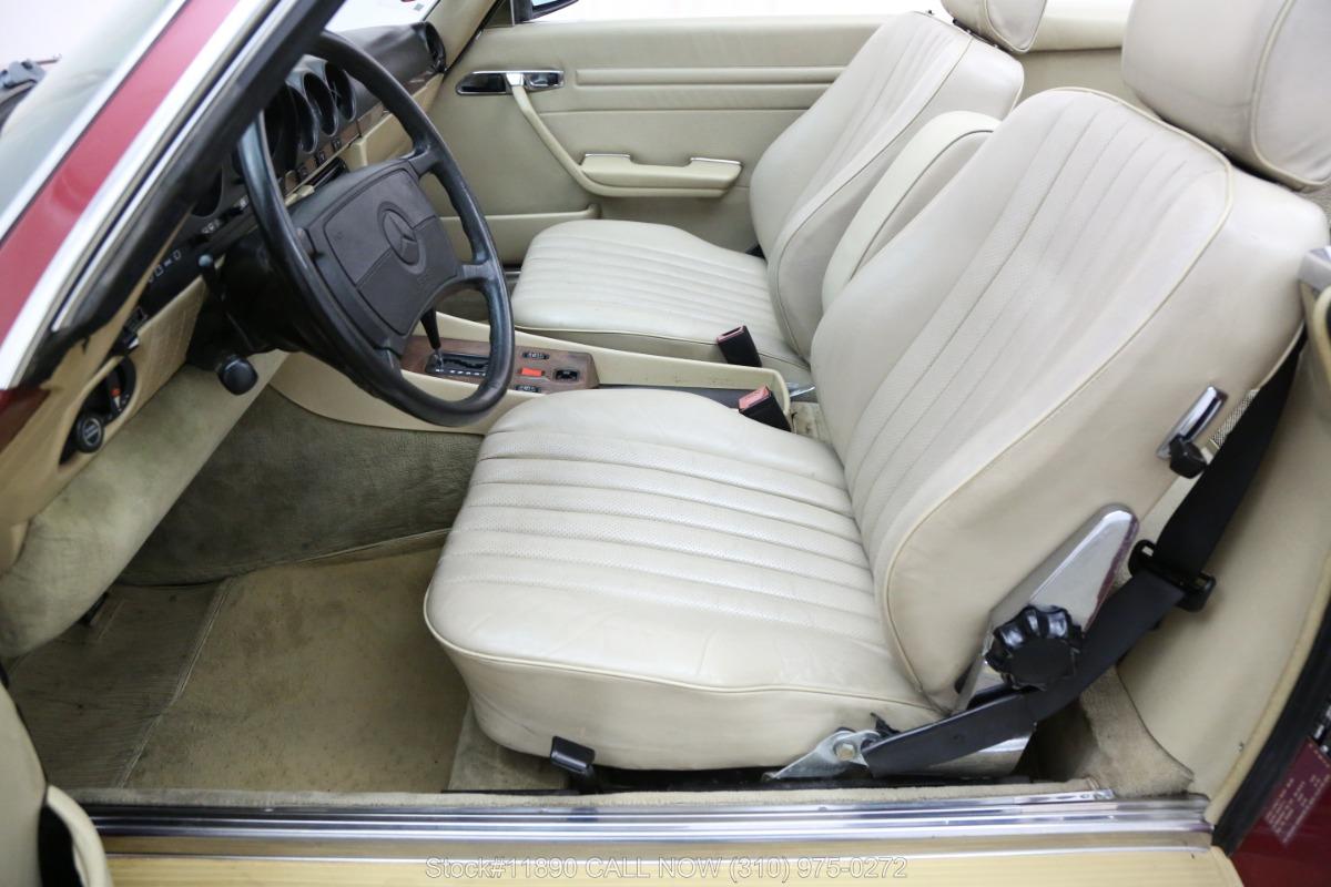 Used 1989 Mercedes-Benz 560SL    Los Angeles, CA