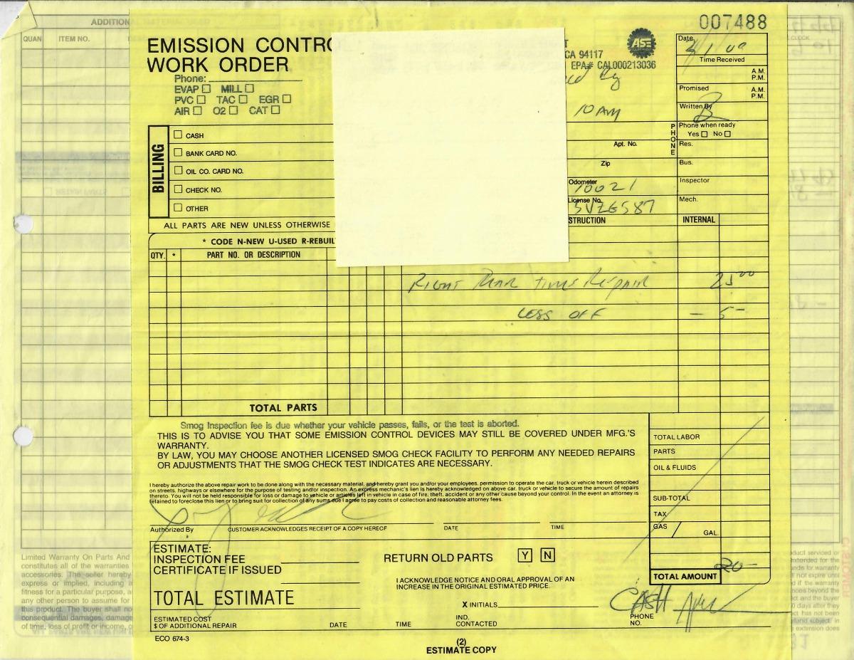 Used 1987 Porsche Carrera Coupe   Los Angeles, CA