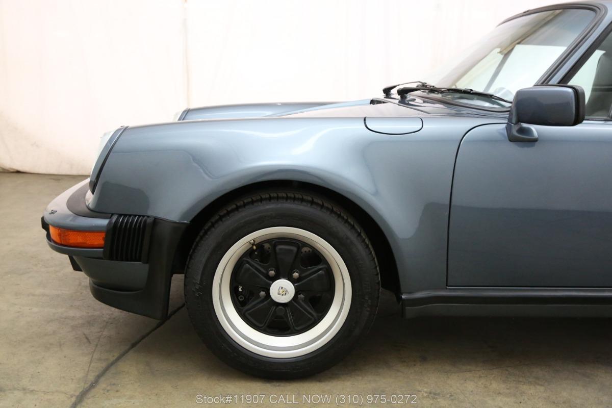Used 1987 Porsche 930 Turbo Coupe | Los Angeles, CA