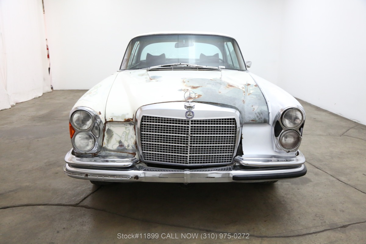 Used 1971 Mercedes-Benz 280SE 3.5 Sunroof Coupe | Los Angeles, CA