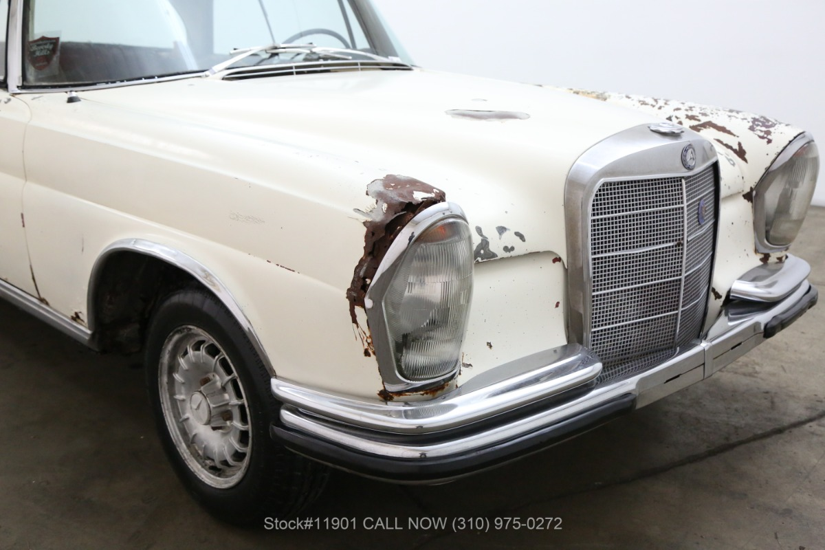 Used 1965 Mercedes-Benz 220SE Coupe | Los Angeles, CA