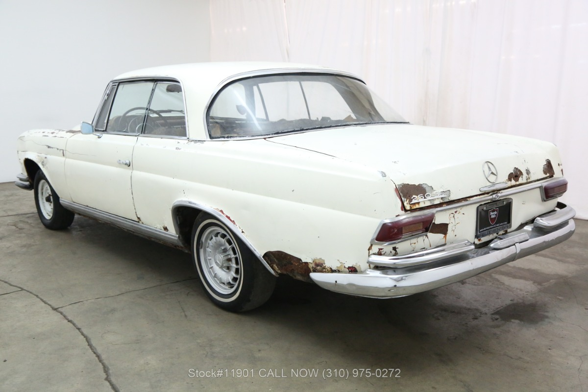Used 1965 Mercedes-Benz 220SE Coupe   Los Angeles, CA
