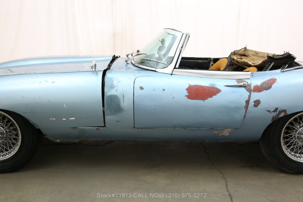 Used 1963 Jaguar XKE Roadster | Los Angeles, CA
