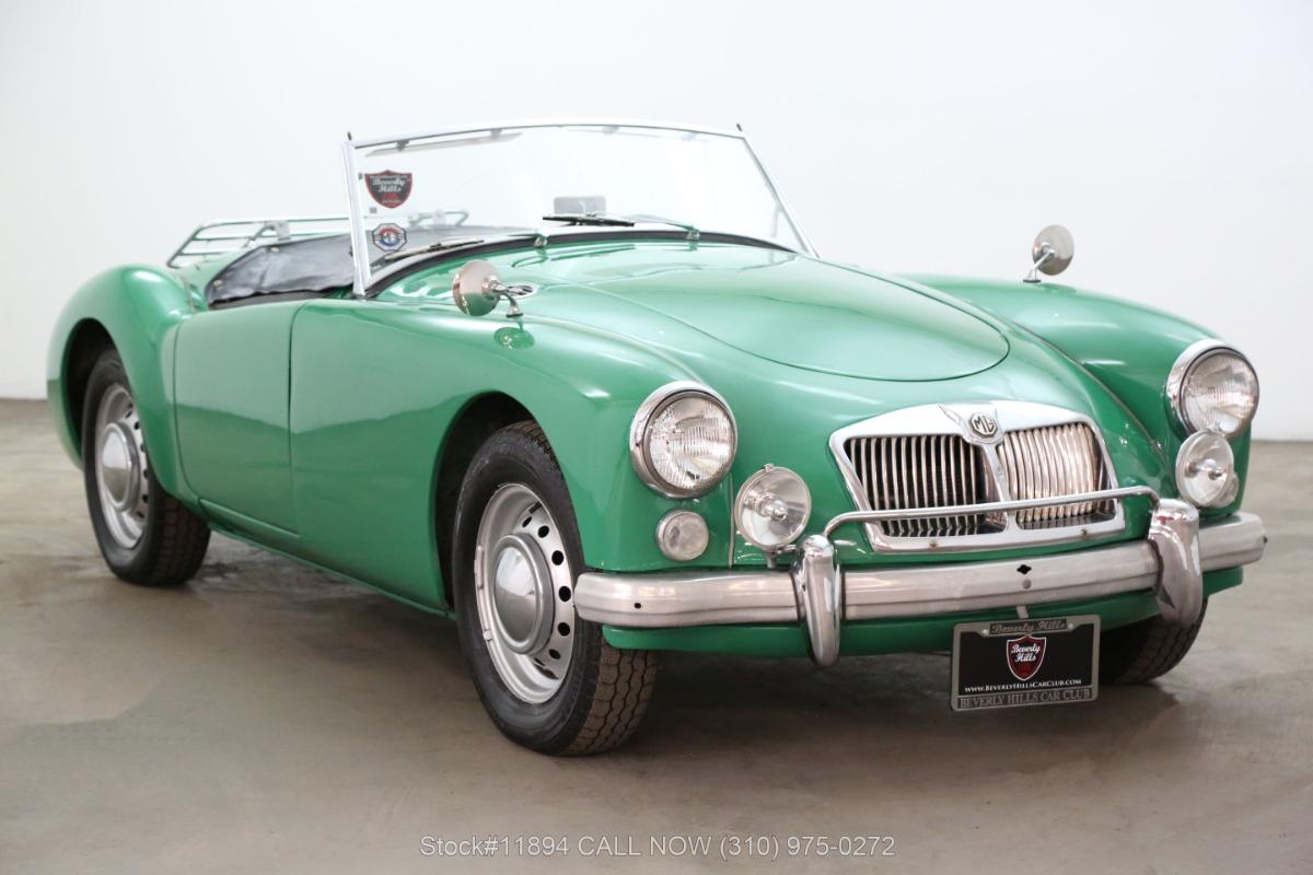 1962 MG A 1600 MKII