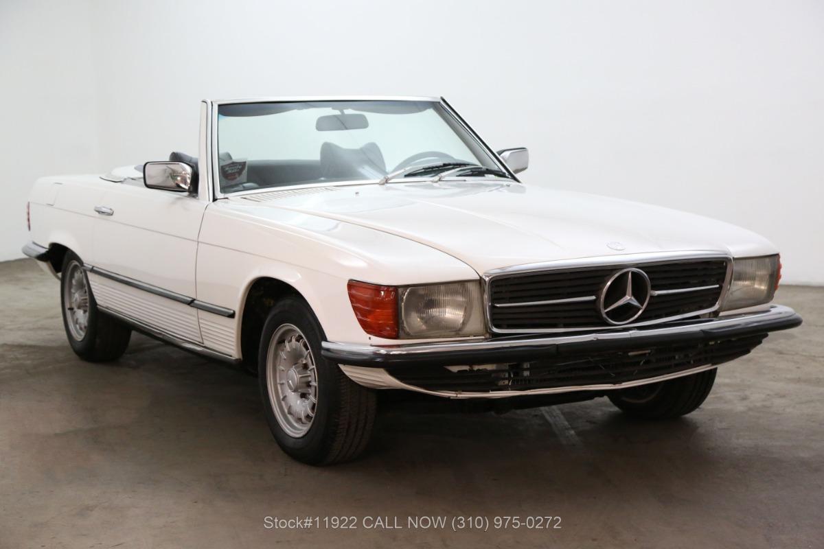 1977 Mercedes-Benz 280SL