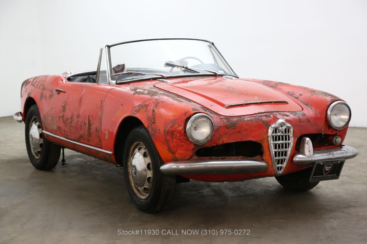 Used 1963 Alfa Romeo Giulia Spider  | Los Angeles, CA