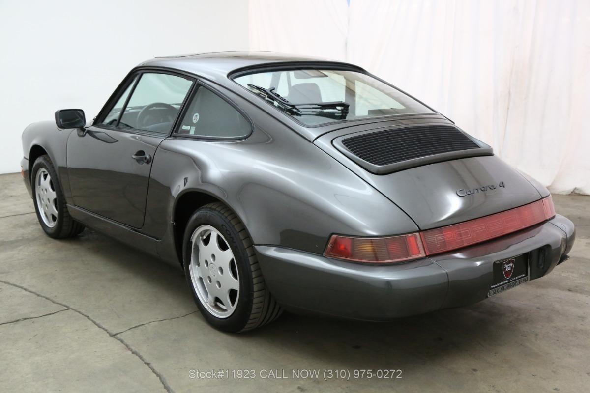 Used 1990 Porsche 964 Carrera 4 | Los Angeles, CA