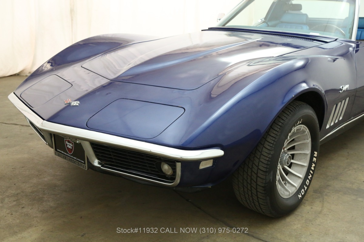 Used 1969 Chevrolet Corvette T-Top  | Los Angeles, CA