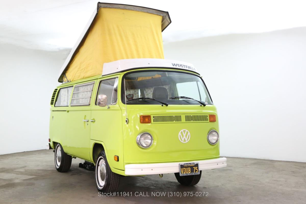 1975 Volkswagen Westfalia Camper Bus