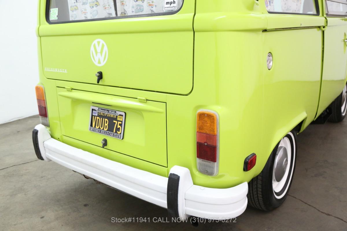 Used 1975 Volkswagen Westfalia Camper Bus  | Los Angeles, CA