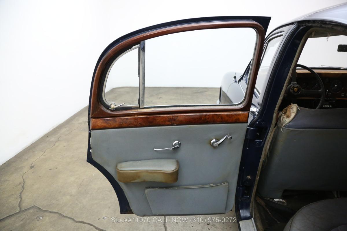 Used 1958 Jaguar MK I  | Los Angeles, CA