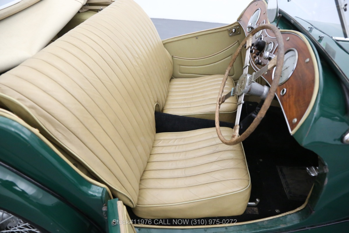 Used 1949 MG TC    Los Angeles, CA