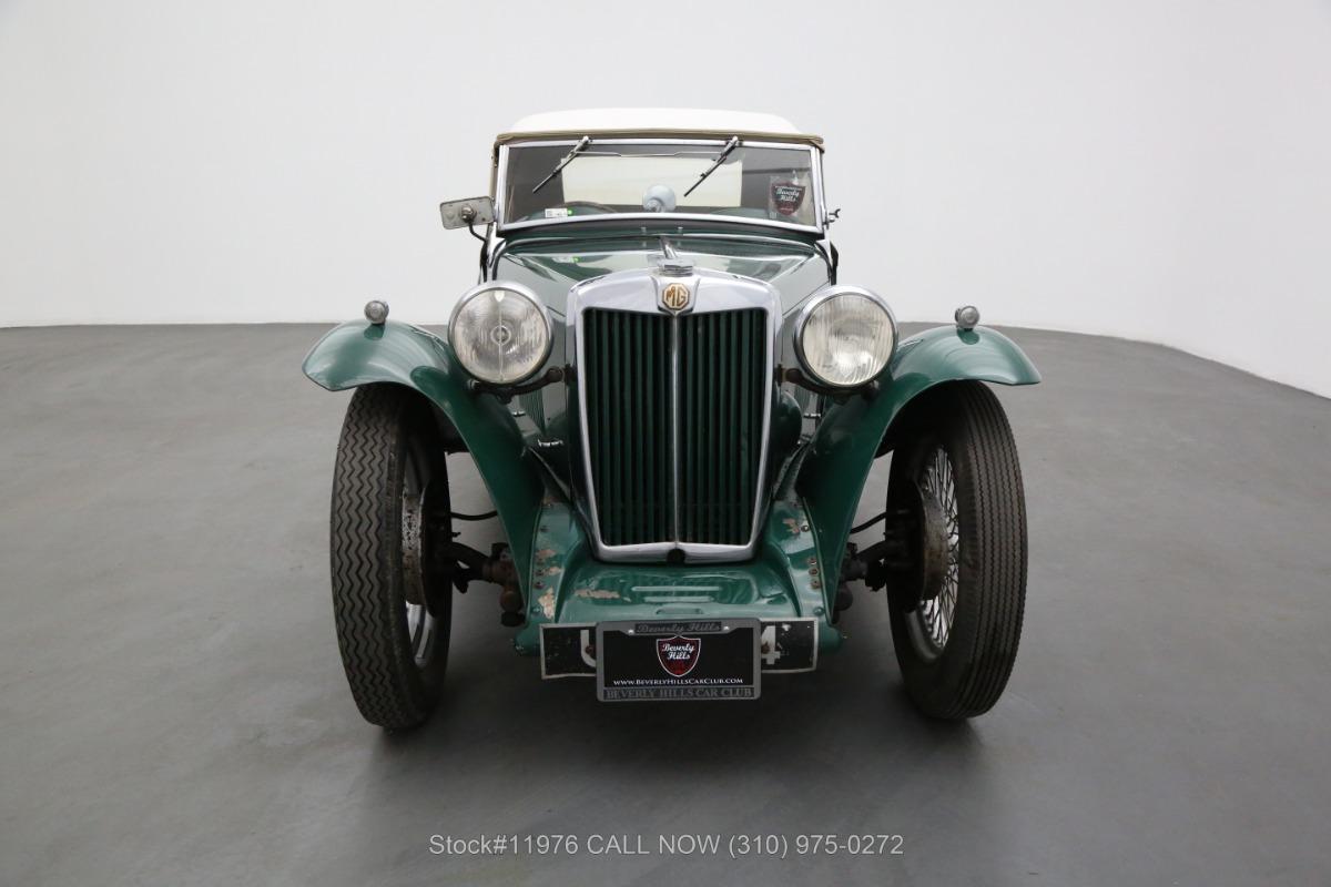 Used 1949 MG TC  | Los Angeles, CA