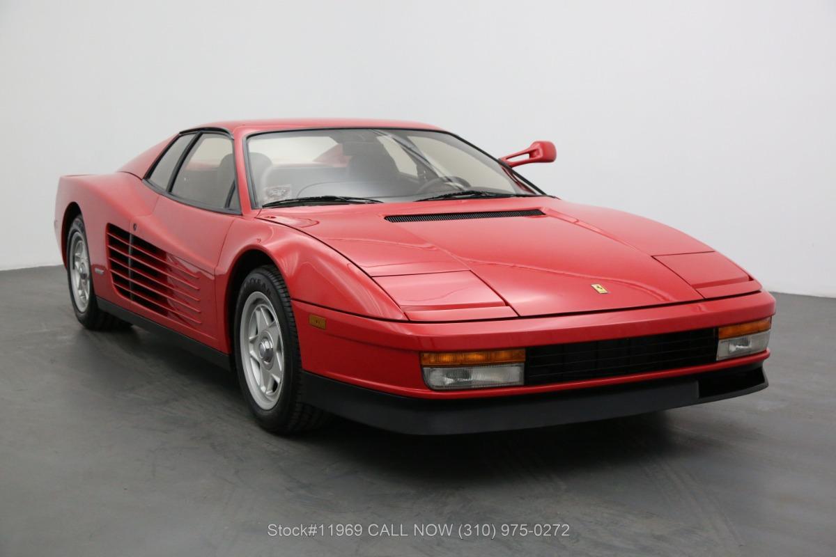 21+ 1986 Ferrari