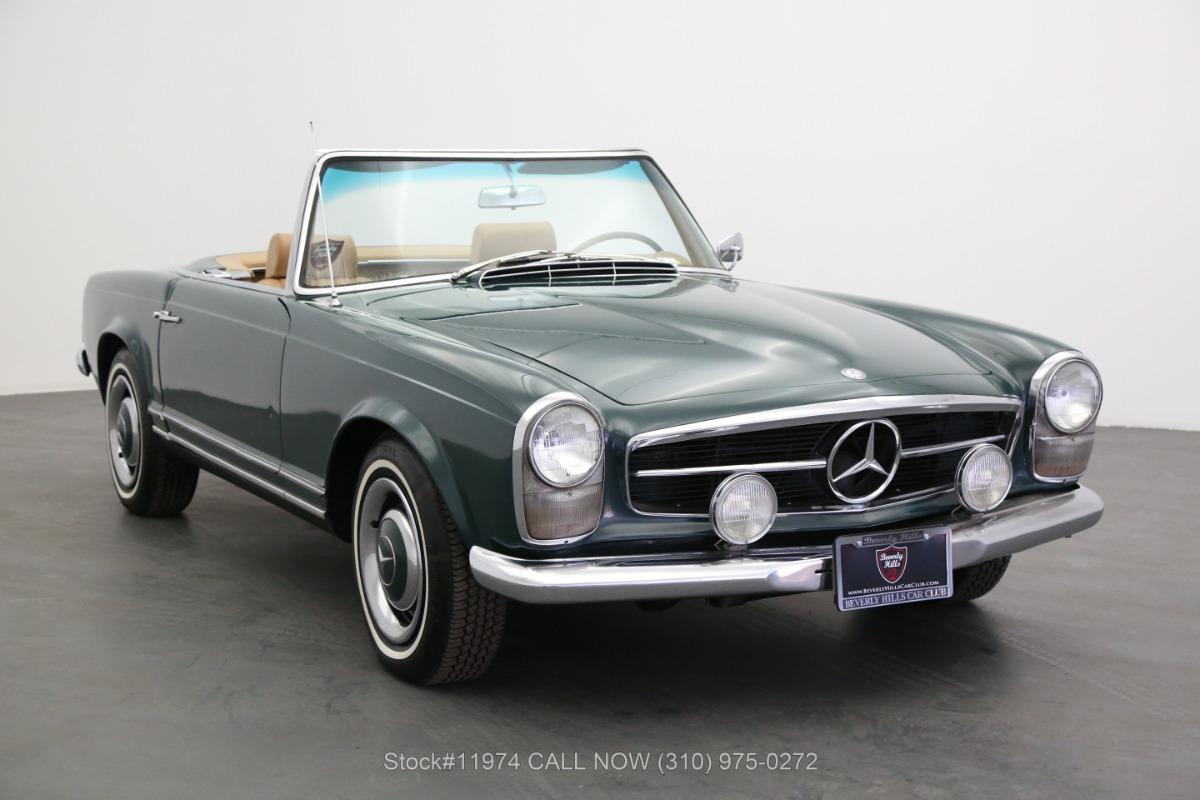 1967 Mercedes-Benz 230SL