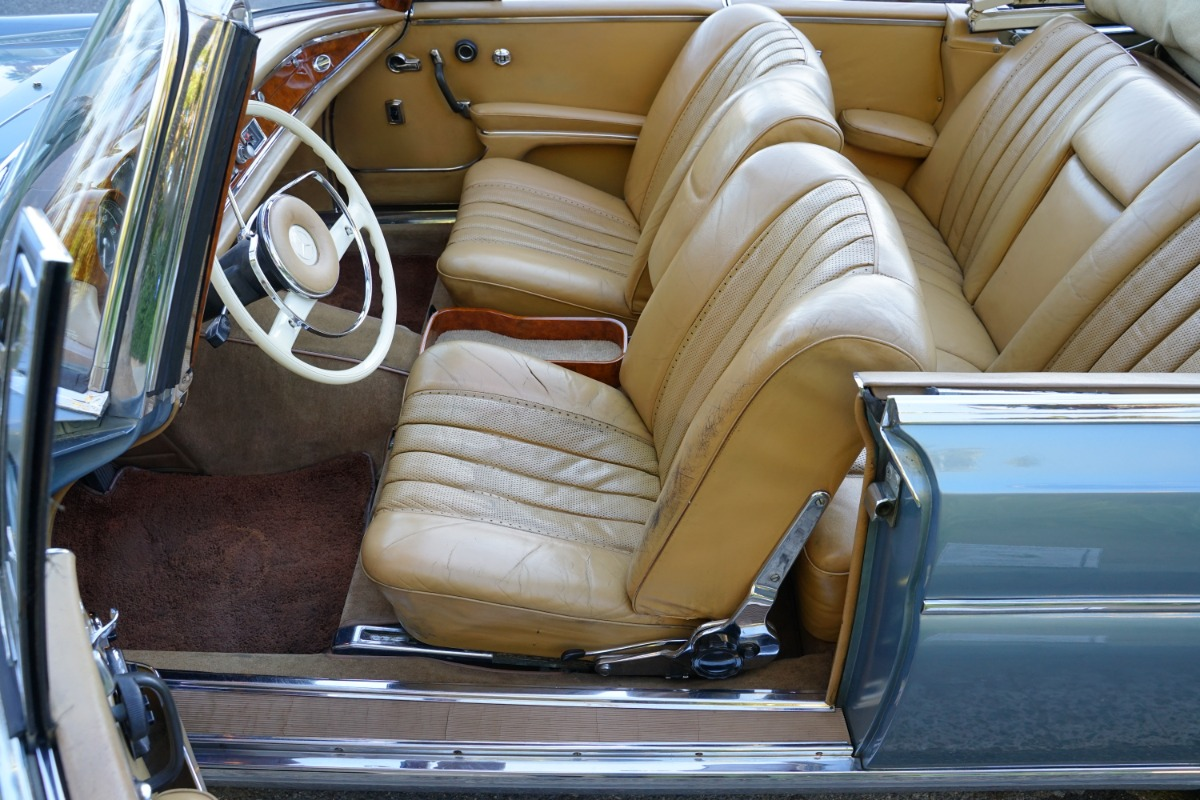 Used 1967 Mercedes-Benz 300SE Cabriolet | Los Angeles, CA
