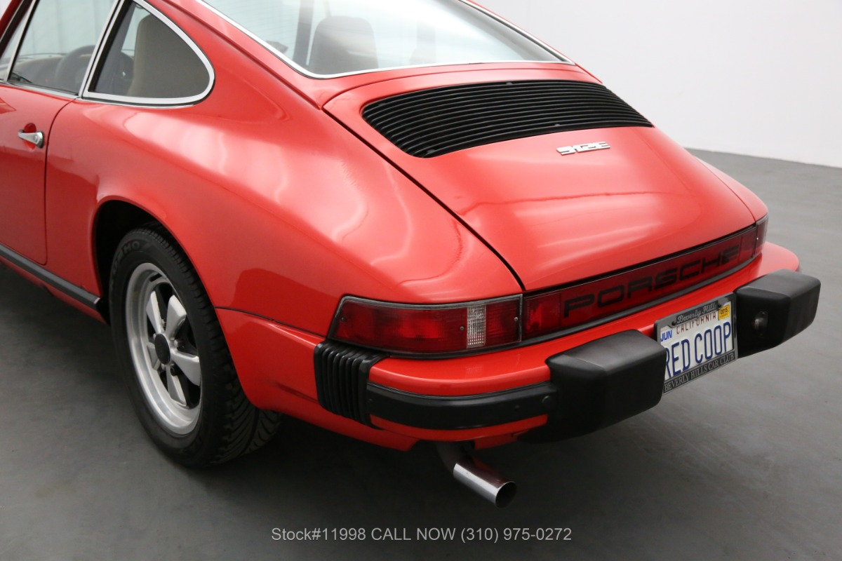 Used 1976 Porsche 912E Sunroof Delete Coupe | Los Angeles, CA
