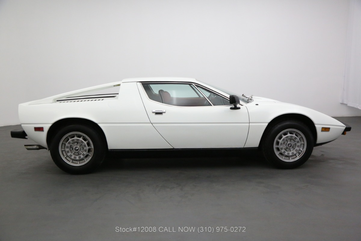 1979 Maserati Merak SS | Beverly Hills Car Club