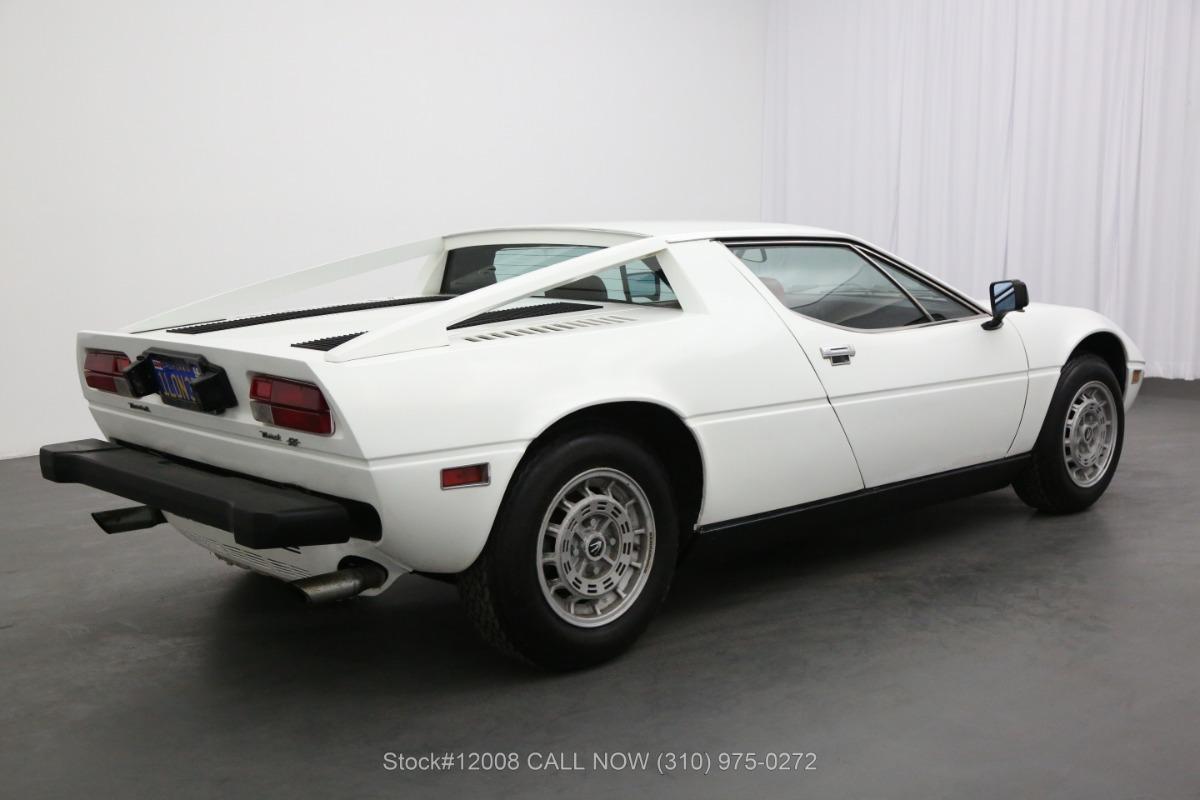 1979 Maserati Merak SS   Beverly Hills Car Club