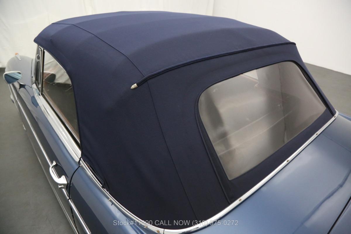 Used 1957 Mercedes-Benz 220S Cabriolet | Los Angeles, CA