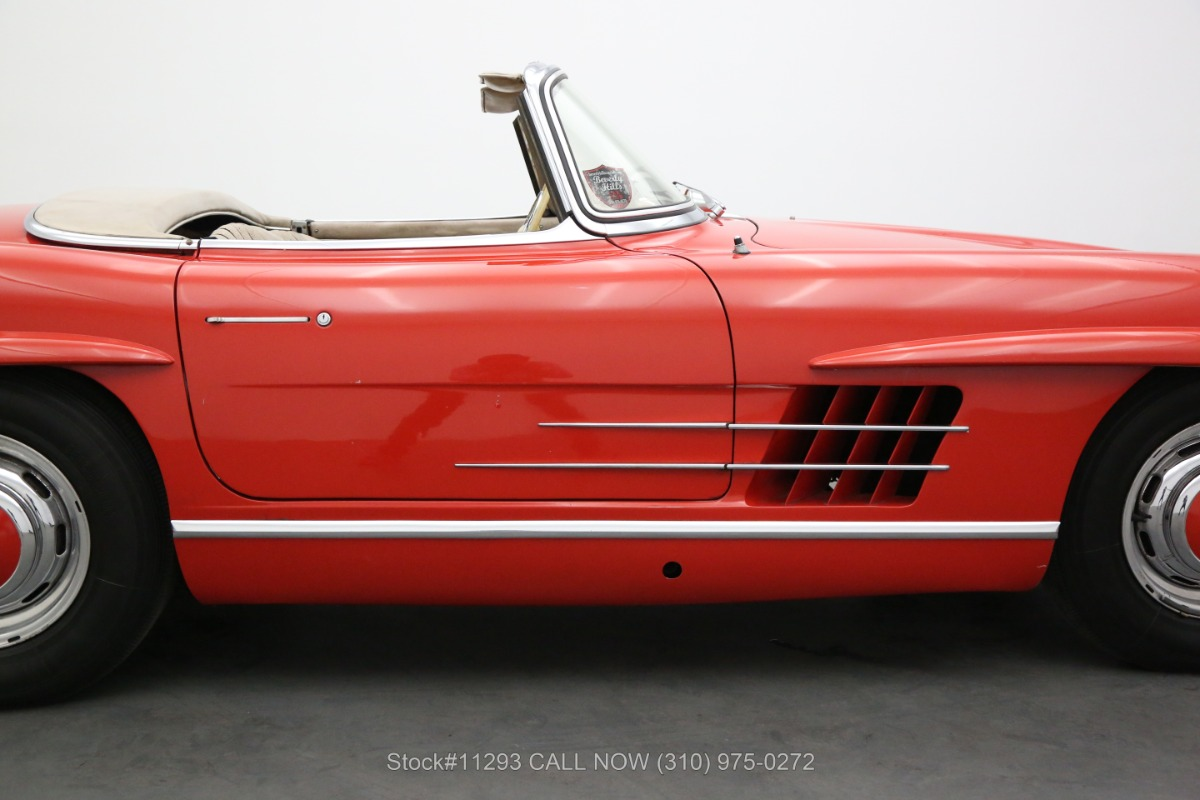 Used 1961 Mercedes-Benz 300SL Roadster | Los Angeles, CA
