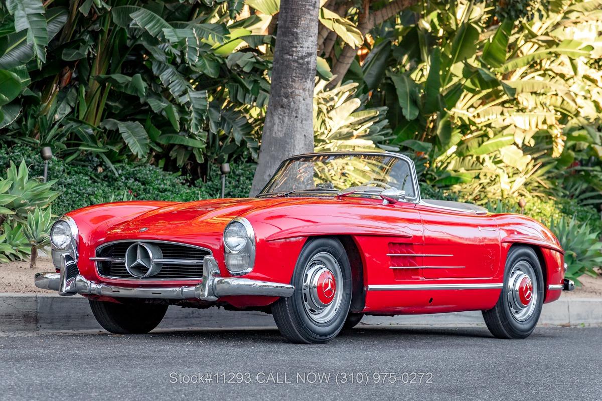 Used 1961 Mercedes-Benz 300SL Roadster   Los Angeles, CA