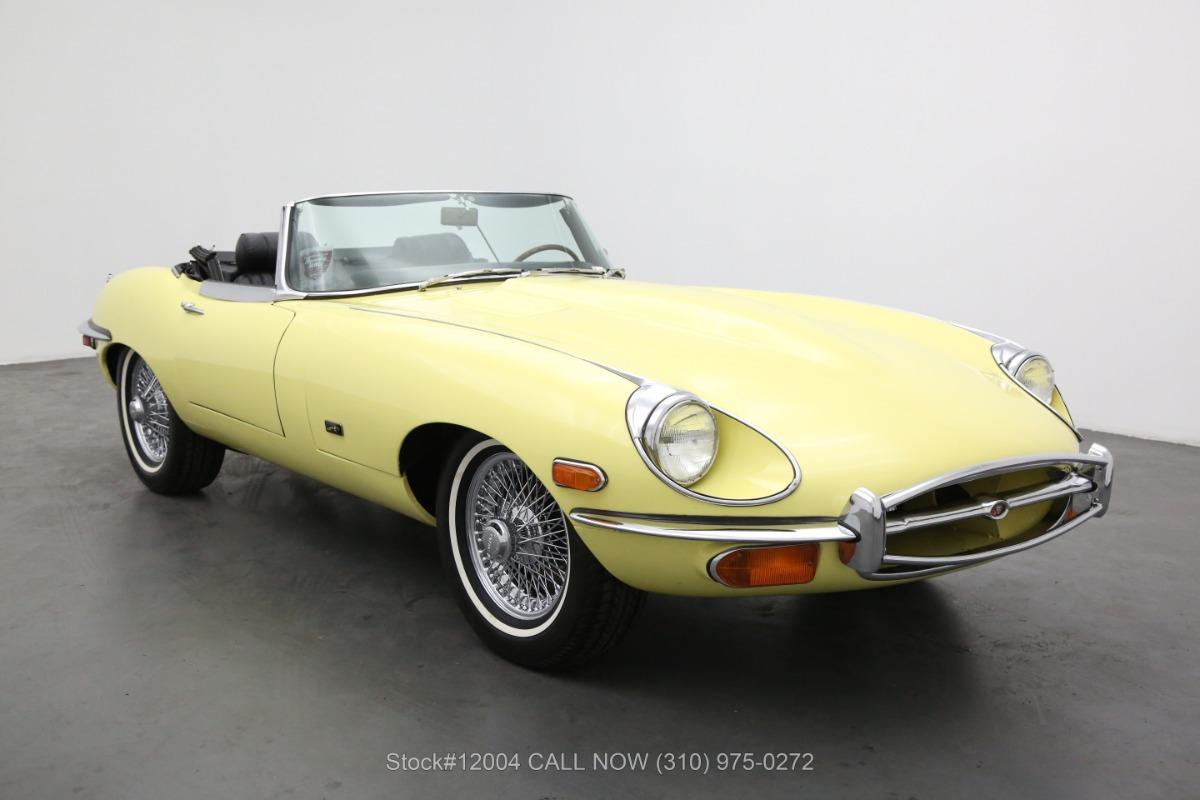 Used 1971 Jaguar XKE Roadster   Los Angeles, CA