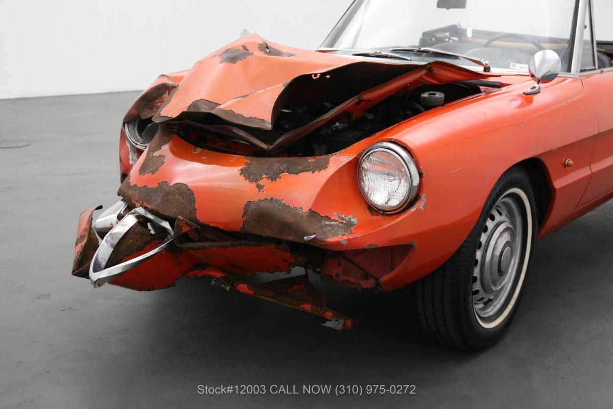Used 1967 Alfa Romeo Giulia Spider Duetto  | Los Angeles, CA