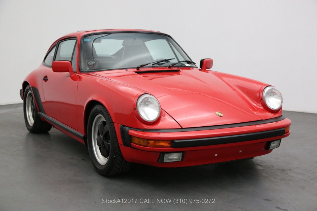 1988 Porsche Carrera Coupe