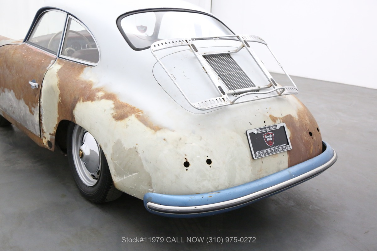 Used 1956 Porsche 356A 1600 Coupe | Los Angeles, CA