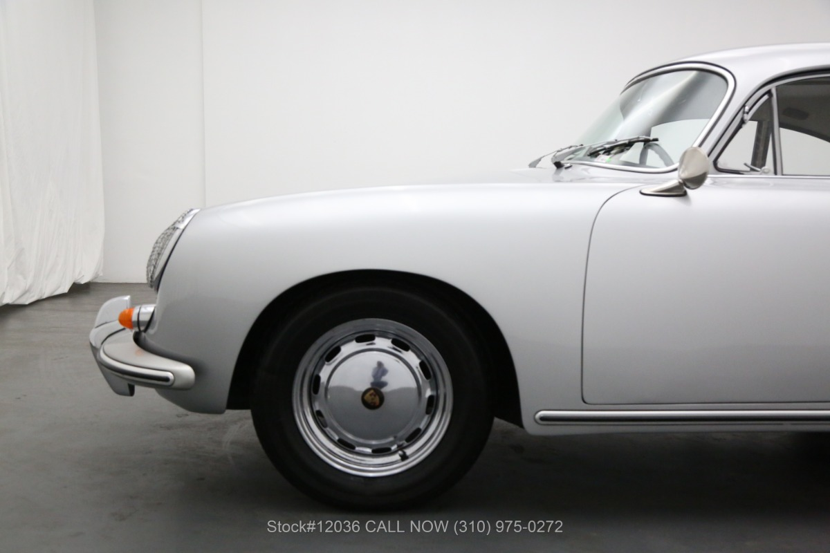 Used 1964 Porsche 356C Coupe | Los Angeles, CA
