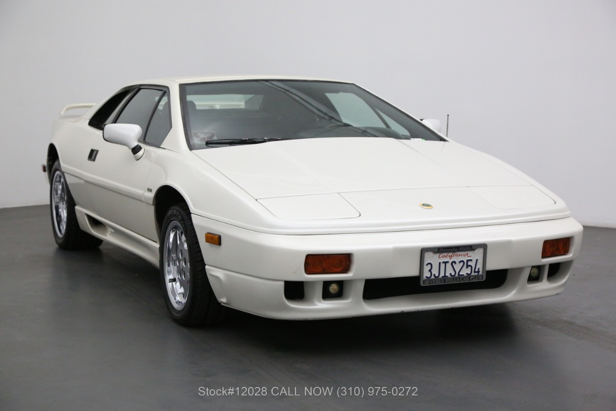 1989 Lotus Espirit SE Turbo