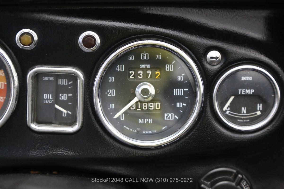 Used 1968 MG B Roadster | Los Angeles, CA