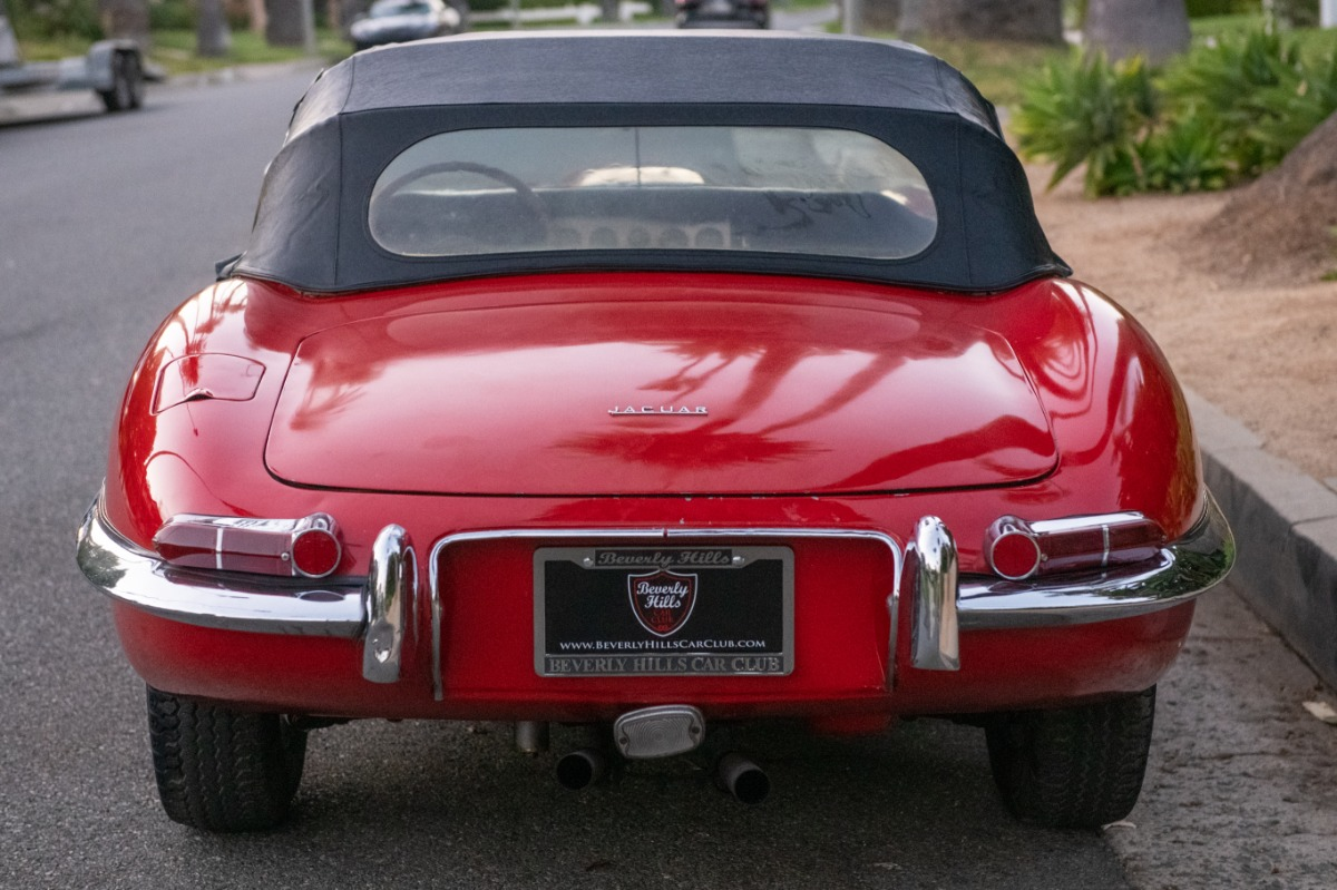 Used 1962 Jaguar XKE Flat Floor Roadster | Los Angeles, CA